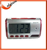 Desk Alarm Clock Camera (Motion Activated Mode) Good quality version