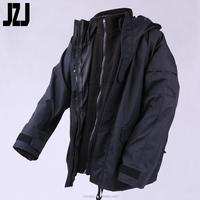 Custom Camo Winter Field Jacket Camo Hunting Jacket Mens Army Jacket Waterproof