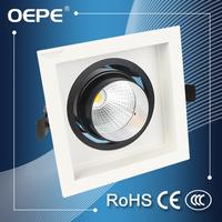 New design led spotlight adjustable led spotlight beam angle 15 degree led ceiling spotlight