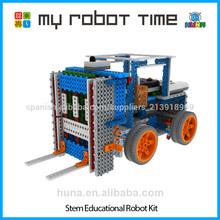 madre de la ciencia de la clase para niños robótica educación