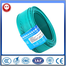 PVC insulated copper electric wire roll price