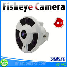 2015 new cctv camera fisheye lens for diving sports