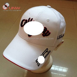 Customized stylish pink flat caps