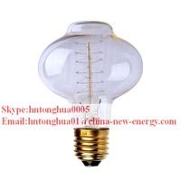Edison Industrial Vintage Antique E27 Light Bulb Carbon Filament Light Bulb L85