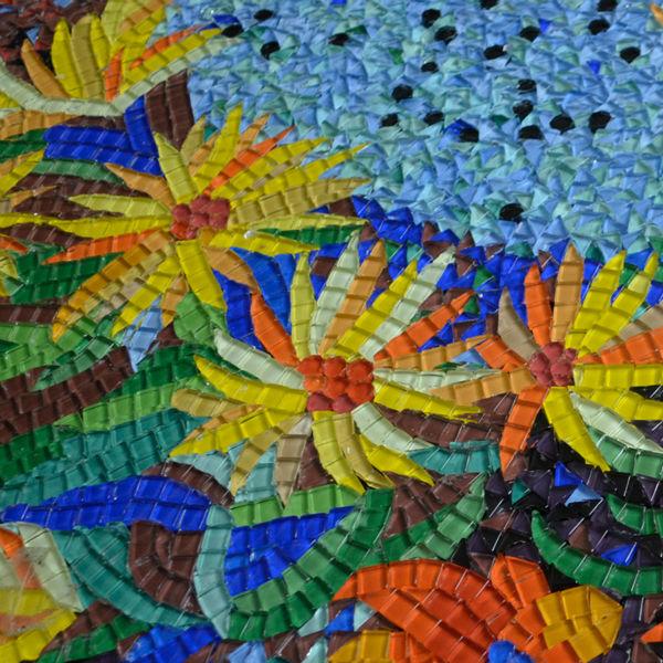 jy jh fv02 hecho a mano mosaico de cer mica del hotel del
