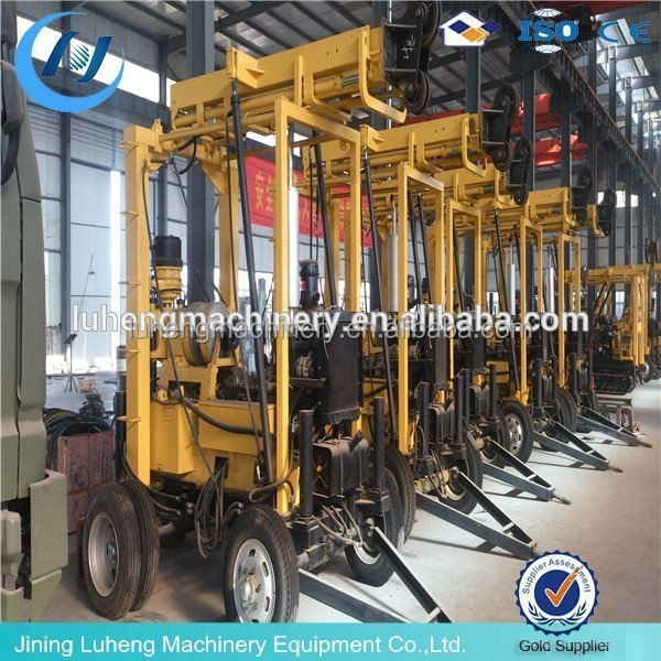 Good water well drilling rig price used borehole core