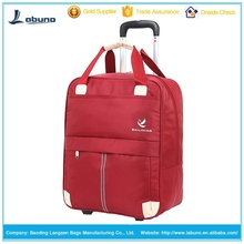 "20"" new stylish 600d polyester luggage trolley bag from bags factory"