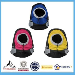 Dog Backpack Dog Carrier Backpack For Dog Front Net Shoulder Bag For Travel