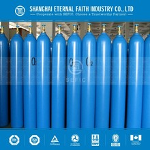 TPED ISO9809 Seamless Steel Gas Cylinder Medical N2O Gas Cylinder Steel Welding Argon And CO2 Cylinder