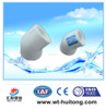 pvc ppr 45 degree bend elbow pipe fitting