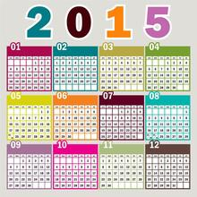 Professional printable desk calendar 2013 with CE certificate