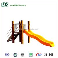 Outdoor children' s slide kids slide park slide