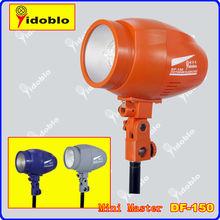 New design Hot selling studio flash light kit to Indonesia 200w strobe light