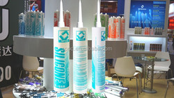 One Component Quick Curing Silicone Sealant, Clear Acetic silicone sealant