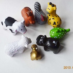 animal shaped stress balls,animal pu toy,animal stress ball