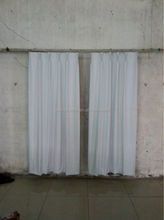 Blackout window curtain