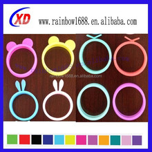 Cheap Promotion Gift Silicone Band/Glow in the Dark Silicone Band,Glow in the dark Silicone rubber Wristband