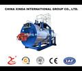 petróleo industrial despedido de vapor de la caldera de gas natural de la caldera de gas de la caldera del fabricante