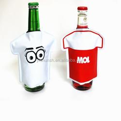 high quality wholesale plastic wine bottle cooler bag