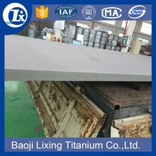 Titanium plate for hho generator by LIXING