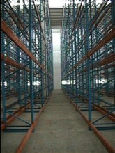 China golden supplier of heavy weight vna pallet rack for industrial warehouse storage