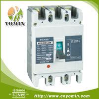 Manufacturer 200A 3P Moulded Case Breakers CDSM1-225M/3P-200 MCCB