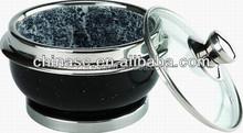 SanCong natural Jade stew pot