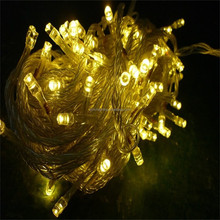 100LED LED String Christmas Lights for Indoor and Outdoor Use