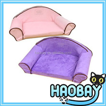 Cheap comfortable fashion durable colorful dog bed