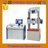 WAW-C Worm Gear System Series Computer Servo Control hydraulic universal testing machine+ professional universal testing machine