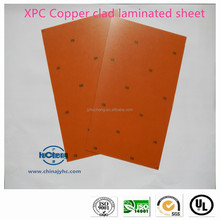 Complete in specification compact aluminum copper clad laminate panel