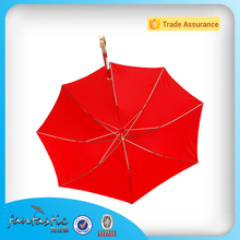 parasols wholesale fancy dragon feature handle umbrella