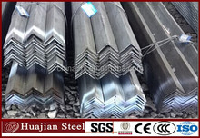 a36 equal angle steel hot rolled common angle iron sizes/equal carbon steel angles