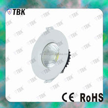 3W 7w ip65 led downlight led down light