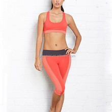 Wholesale Sports Fitness Gym/Yoga Wear Custom Workout Clothes Woman