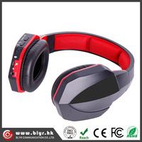 Good quality popular promotional wireless earphone mp3 player