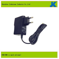 9v 1.5a network adapter with the function of automatic mobile phone charger solar charger with ac wall socket