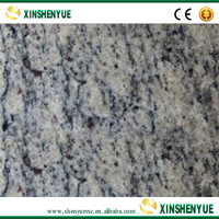 Chinese Stone Polished White World Trade Granite Tile