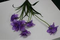 high quality cheap Artificial single daffodil flowers