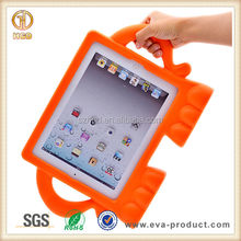 For Kids iPad 2 Plastic Cover Shock Proof With Carrying Handle