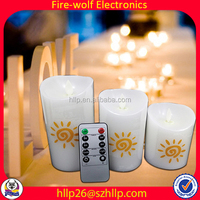 Home Decoration Candle Manufacturer Memorial Grave Candle Wedding Candle Wholesale Tart Warmer