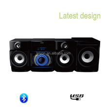 OEM quality 2.1 Channel 750W active Hi-Fi speaker system(Model: LY-M758)