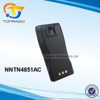 TOPRADIO Walki Talki Battery Pack NNTN4851 for Motorola Radios GP3688 CP140 CP040 EP150 EP450