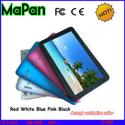 ATM7029B quad core fly touch tablet pc with TFT touch screen 10.1 inch for bulk wholesale