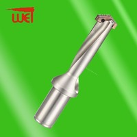 WET metal drilling spade drill bit drill bits with coolant hole