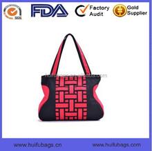 High quality canvas handbags for ladies fashion handbags manufacturer