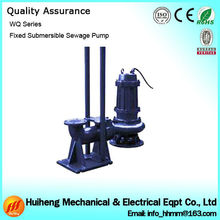 WQ Type Vertical Submersible Sewage Centrifugal Pump