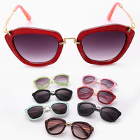 a19 New 10N Miss Fang Xing retro cat eye sunglasses fashion trend sunglasses multicolor