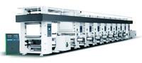 PE PET BOPP film rotogravure printing machine / machinery