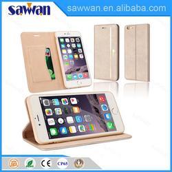 designer kidskin skin pu mobile cell phone case for iphone 6 plus